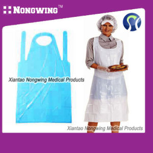 PE Aprons with Small Packgae (CC-AP-005) pictures & photos