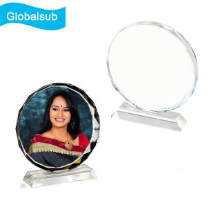 Blank Coated Colour Photo Printing Crystal for Sublimation pictures & photos
