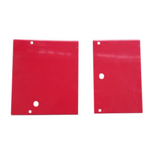 Red Power Coating Services Sample