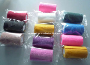 Nonwoven or Cotton Cohesive Bandage pictures & photos