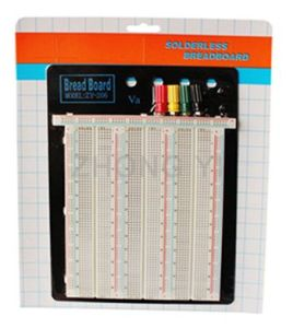 2390 Points Solderless Breadboard (ZY-206)
