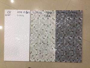 Building Material Elegent Ceramic Wall Tiles for Bathroom pictures & photos