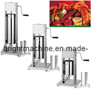 3L, 5L, 7L Vertical Stainless Steel Sausage Stuffer