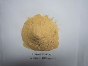 Dehydrated Carrot Powder pictures & photos