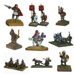 Polyresin Warrior, Resin Soldier Figure pictures & photos