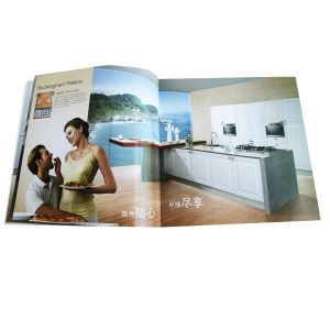 Perfect Binding Books with Softcover, Softcover Book Printing pictures & photos
