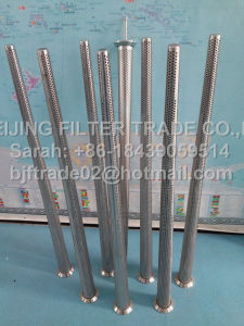 Stainless Steel Petroleum Well Drill Screen Pipe for Sand Controlling Filteration pictures & photos