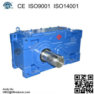 China H Series Same with Flender Parallel Shaft Helical Gearbox pictures & photos