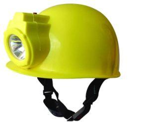 Headlamp 998, Cap With Miner Lamp