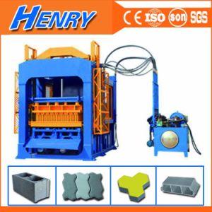 Henry Industrial Qt4-15 Building Material Brick Machine, Concrete Block Making Machine Construction Machinery pictures & photos