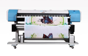 Large Format Digital Directly Textile Printer (1.6m)