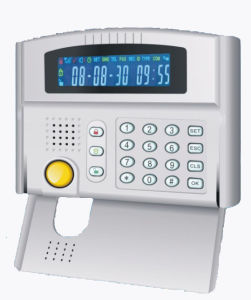 Wired Wireless GSM Home Alarm with LCD (ES-2050GSM) pictures & photos