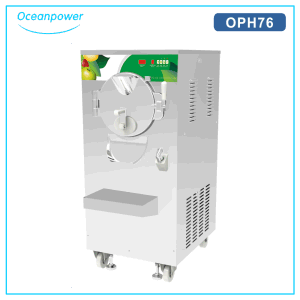 Oph76 Commercial Ice Cream Machine Hard Ice Cream Machine Oceanpower for Sale pictures & photos