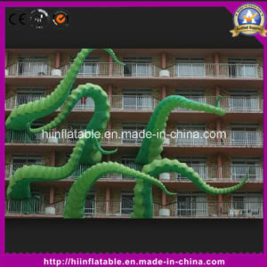 Hot Sale Inflatable Air Octopus Fro Decoration pictures & photos
