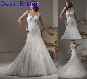 Wedding Dress & Wedding Gown&Bridal Dress (Dx0033)