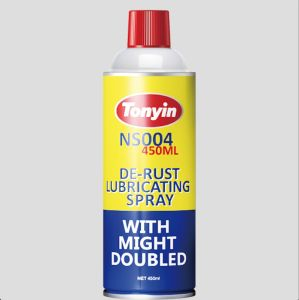 Multi Purpose De-Rust Lubricanting Spray (penetrate oil) with ISO Certificate pictures & photos