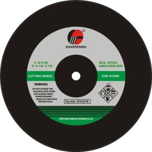 Cutting Wheel for Stone (SD006)