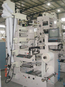 Zry-320/420 UV Flexographic Printing Machine pictures & photos