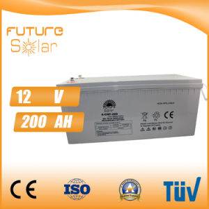 Futuresolar 12V 200ah Solar Battery 100kw Battery Storage pictures & photos