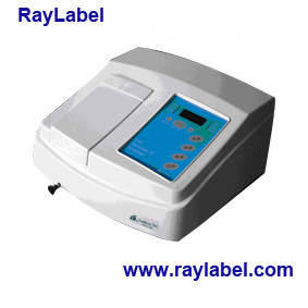 Spectrophotometer, Visible Spectrophotometer for Analysis Instrument (RAY-S53 S54) pictures & photos