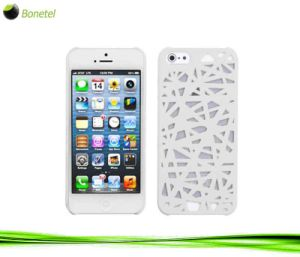 Bird′s Nest Protector Cover for iPhone 5 (White)