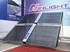 Color Steel Non Pressure Vacuum Tube Solar Collector pictures & photos