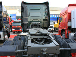 Sinotruk HOWO A7 6X4 420HP Engine Tractor Truck pictures & photos