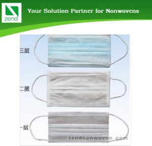 Antistatic Grades Nonwovens Fabric (Zend02-304) pictures & photos