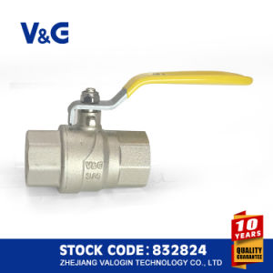 Inig&Watermark Aproved Brass Gas Valves with Ce (10.99231) pictures & photos