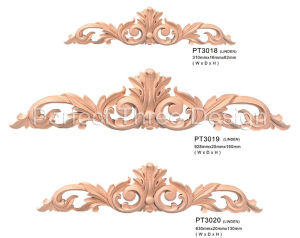 Wood Onlays (PT3018/3019/3020)