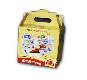 Custom Packaging Handle Box