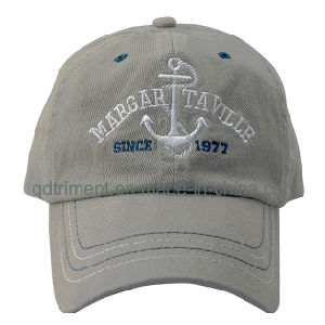 Heavy Brushed Cotton Twill Embroidery Sport Baseball Golf Cap (TRB0368) pictures & photos