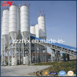 Hzs Belt Conveyor Automatic Concrete Plant
