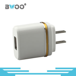 Single USB Port 2A Wall Charger EU /Us Adapter for Mobile pictures & photos