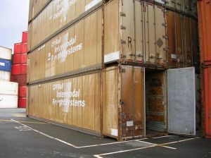 48′HQ ISO Shipping Container pictures & photos
