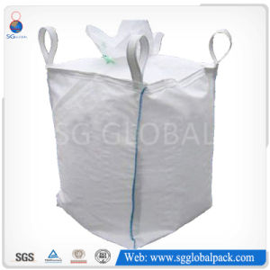 China Plastic 1 Ton FIBC Jumbo Big Bag for 500kg pictures & photos