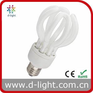 4u T3 26W Standard Lotus Shape Lamp (Energy Saving) pictures & photos
