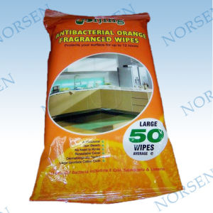 Antibacterial Nonwoven Kitchen Wipes (NS-ANKW-01)