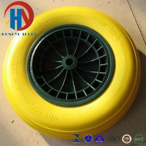 PU Foam Wheels for Wheelbarrows pictures & photos