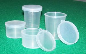 Disposable PP Urine Container for Medical Use 30ml pictures & photos