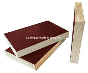 9mm Shuttering Plywood, Film Faced Plywood pictures & photos