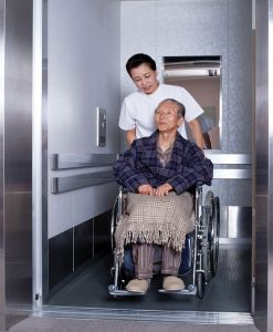 Canny Hospital Elevator Klb