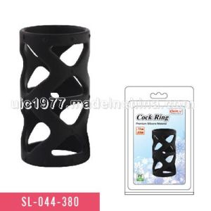 Cock Ring Silicone Material Sex Toy (SL-044-380) pictures & photos