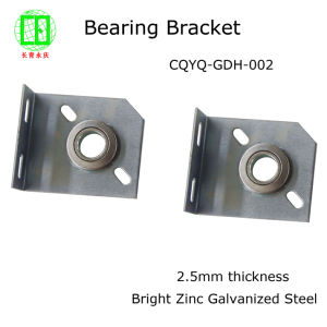 Hand Protection Garage Door - Central Bearing Plate (CQYQ-GDH-002)