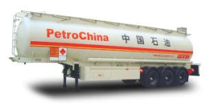 Stainless Fuel Tanker Semi Trailer