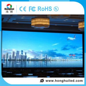 High Refresh P3.91 Indoor LED Video Wall pictures & photos