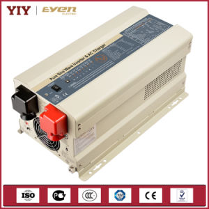 LCD 110V/220V MPPT Pure Sine Wave Solar Power Inverter pictures & photos