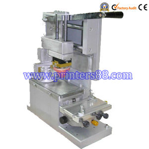 Manual One Color Pad Printing Machine pictures & photos