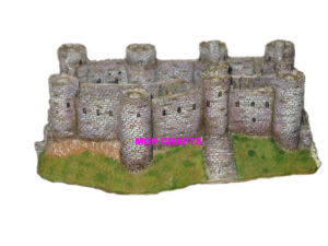 Polyresin Castle, Resin Castle, Miniature Castle pictures & photos