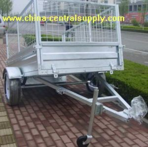 7x4 Cage Trailer (CT0080D) pictures & photos